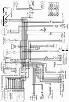 schema elettrico honda dominator