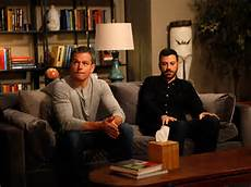 matt damon jimmy kimmel jimmy kimmel and matt damon try to work out their