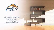 dessiner un meuble menuiserie en 3d avec sketchup pro cf2i