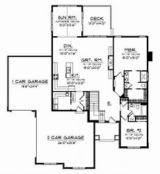 empty nester house plans craftsman style house plan 2 beds 2 baths 1967 sq ft