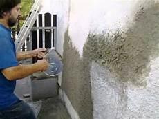 beton putz aussen putzwerfer mit handbetrieb mp4
