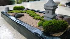 Zen Garten Deko - diy your own mini zen garden absolutely the moss i