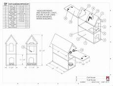 cat house design plans how to build a cat house with drawings download