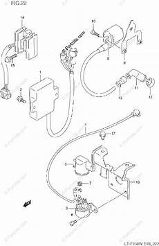 99 suzuki quadrunner wiring diagram suzuki atv 1998 oem parts diagram for electrical partzilla