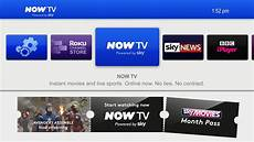 tv now ich bin ein now tv box review sky powered content player