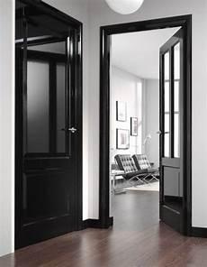 design dare paint your trim black black interior doors black baseboards black molding