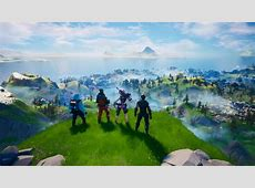 The New ?Fortnite? Chapter 2 Map Has A Crazy Cool Twist