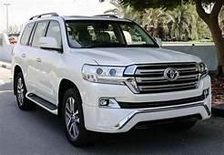 2019 Toyota Land Cruiser Hybrid Release Date  2020