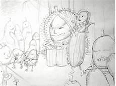 Pendidikan Seni Visual Contoh Lakaran Bagi Seni Halus 2611 2