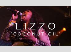 coconut oil song lizzo