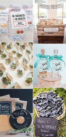 10 creative wedding favor ideas your guests will love and