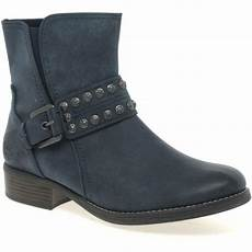 marco tozzi faith womens casual ankle boots from
