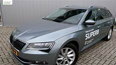 škoda Superb Combi 1 6 Tdi Style Business