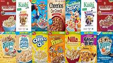 2018 new cereals update youtube