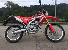 honda crf 250 l occasion motorrad neufahrzeug kaufen honda crf 250 l abs honda