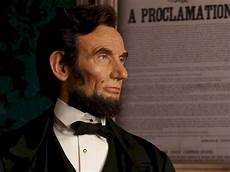 abraham lincoln wax figure madame tussauds san francisco