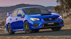 News Subaru Updates Wrx Wrx Sti For 2018