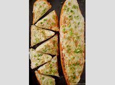 No Garlic Garlic Bread image