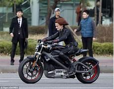 harley davidson e bike harley davidson livewire electric motorcycle taken out for