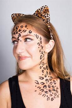 leopard easy halloween costume ideas with eyeliner popsugar photo 3