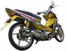 Modifikasi Revo 110 by Modifikasi Motor Mobil Modifikasi Honda Revo 110 Cc 135 Cc