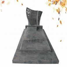 Tombale Pas Cher Avec Sculpture De Fleurs