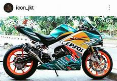 Modifikasi Motor Cbr 250 by Foto Modifikasi Motor Cbr 250 Modifikasi Yamah Nmax