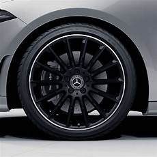 Amg 19 In Jantes Phrase A Classe W177 Beaucoup Rayons Noir