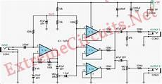 electric guitar violin prelifier electronic circuits