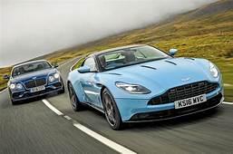 Aston Martin DB11 Vs Bentley Continental GT Speed  Grand