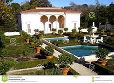 italian renaissance garden in hamilton gardens new zealand stock image image of architecture