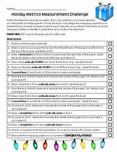 physical science measurement worksheets 13142 metrics measurement practice follow directions to draw a present science lessons