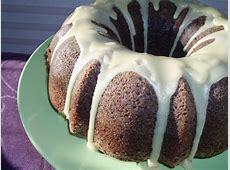 chocolate macaroon cake   bundt cake image