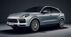Porsche Cayenne S Coupe Unveiled With 440 Ps V6