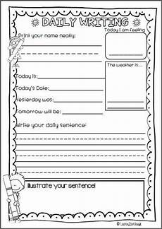 guided writing worksheets for grade 2 22815 writing practice a sentence and kindergarten on