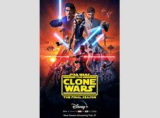 new clone wars season release