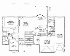 house plans rambler 1000 images about rambler plans on pinterest 3 car