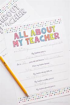 teacher appreciation gift ideas and free printables