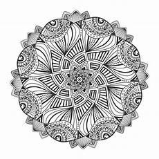abstract geometric mandala mandalas with