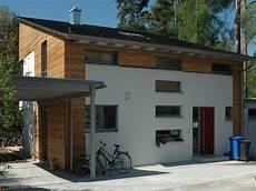 Einfamilienhaus Holzhaus Modern Fenster Pultdach