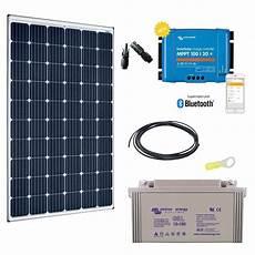 kit solaire 300w autonome 12v monocristallin