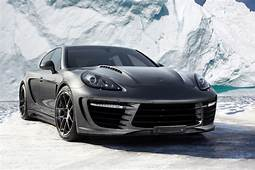 Stunning Porsche Panamera Stingray GTR  Photo Gallery