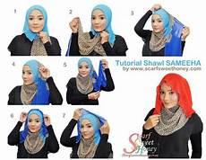 Gaya Terbaru 21 Kerudung Modern Warna Jilbab