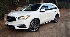 review the 2017 acura mdx is success now with a new face carscoops