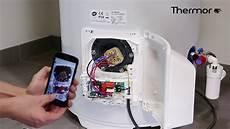 température chauffe eau comment remplacer une r 233 sistance st 233 atite sur un chauffe