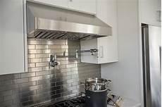 Metal Kitchen Backsplash Photo Page Hgtv