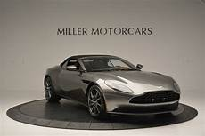 used 2019 aston martin db11 v8 convertible for sale 257 964 miller motorcars stock a1297b