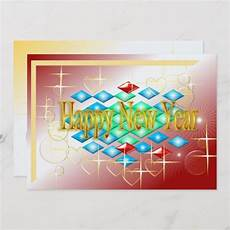 happy new year greeting card zazzle com happy new year greetings new year greeting cards