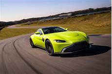 The New 2018 Aston Martin Vantage Revealed In Pictures By