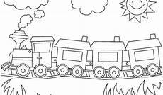 Malvorlagen Zug 14 Ausmalbild Der Zug Of Ausmalbild Zug